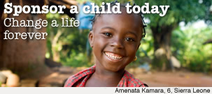 actionaid child